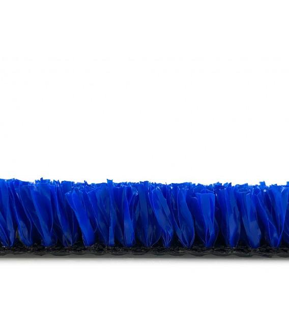 cesped artificial deportivo modelo Sport Fibriliar Azul perfil corto